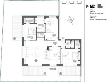 Mieszkanie nr. M2