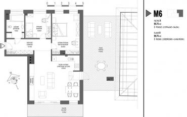 Mieszkanie nr. M6