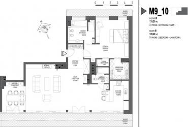 Mieszkanie nr. M9-M10